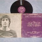 MICHAEL MANTLER-NO ANSWER-1974 LP-Jack Bruce,Don Cherry