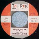 45--CHRIS BARBER--PETITE FLEUR--1958--Laurie 3022--VG++