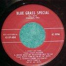 EP--BLUE GRASS SPECIAL--BlueGrass Special 604--VG++