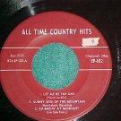 EP--ALL TIME COUNTRY HITS--Blue Grass Special 102--VG++