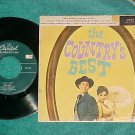 EP w/PS-THE COUNTRY'S BEST-Part 2--1959-Capitol-VG++/VG