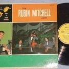 THE GOLDEN HANDS OF RUBIN MITCHELL--'60's LP--Autograph
