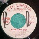 45-JOHNNY CASH--THE SONS OF KATIE ELDER--WL Promo--VG++