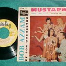 France EP w/PS-BOB AZZAM-MUSTAPHA-1960-VG+ ~Cheesecake~