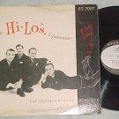 HI-LO'S--THE HI-LO'S, I PRESUME--1956 LP--Starlite 7007