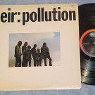 POLLUTION--HEIR: POLLUTION--NM/VG+ 1969 LP--Black Label
