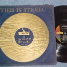 THIS IS STEREO--1960 Demo/Sampler LP--Liberty LST-101