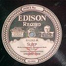 78--Edison Record--STEVENS' TRIO/DANCE QUARTET--51292