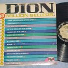 DION SINGS THE 15 MILLION SELLERS--1963 LP--Laurie 2019