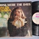 PHYLLIS NEWMAN-THOSE WERE THE DAYS-NM in shrink 1969 LP