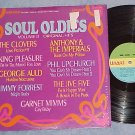 SOUL OLDIES--Vol. II--1968 shrink Compilation LP--Unart