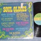 SOUL OLDIES--Vol. I--1968 shrink Compilation LP--Unart