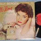 POLLY BERGEN-ALL ALONE BY THE TELEPHONE-NM/VG++ 1959 LP