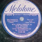 78-DICK McDONOUGH--DEAR OLD SOUTHLAND--Melotone 6-09-08