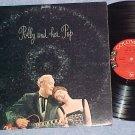 POLLY BERGEN AND HER POP (Bill Bergen)--NM/VG+ 1958 LP
