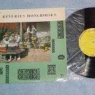 """REVERIES HONGROISES-MAGYAR FANTAZIA-10"""" 1965 Hungary LP"""