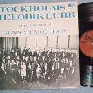 STOCKHOLMS MELODIKLUBB-VG++/VG+ 1970 Sweden LP-Balg 103