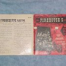 Dbl EP PS Only--FIREHOUSE FIVE PLUS TWO--s/t--1953--2-1