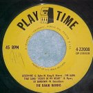 EP--THE BANJO BARONS--'50's--Playtime 22008--VG++