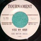 45-ELISE BRETTON SINGERS-KISS BY KISS-large print-WL Pr