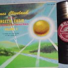 JAMES CLEVELAND WITH THE ANGELIC CHOIR--VOL 4--Savoy LP