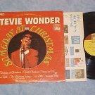 STEVIE WONDER-SOMEDAY AT CHRISTMAS--Stereo 1967 Orig LP