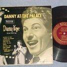 """DANNY KAYE--DANNY AT THE PALACE--10"""" VG+/VG++ 1953 LP"""