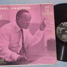 LIONEL HAMPTON AND HIS GIANTS--1957 LP--Verve MGV-8170