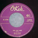 45--NELLIE LUTCHER--HOW MANY MORE--1953--Okeh 6935--NM