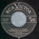 45--MARILYN MONROE--THE RIVER OF NO RETURN--RCA 47-5745