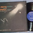 PETE SEEGER AND SONNY TERRY--s/t 1958 Folkways LP