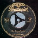 Germany 45--LOUIS ARMSTRONG--NEW ORLEANS FUNCTION--1960