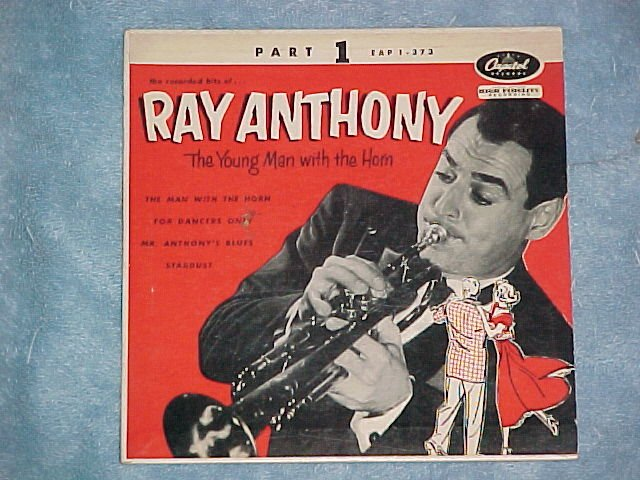 EP PS Only-RAY ANTHONY-THE YOUNG MAN WITH THE HORN-Pt 1