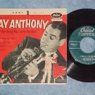 EPw/PS-RAY ANTHONY-YOUNG MAN WITH THE HORN-Pt1-VG++/VG+