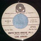 45-GENE AMMONS-MOITO MATO GROSSO-1962-Prestige-WL Promo