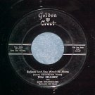 45--TOM KENNEDY--BELIEVE AND YOU WON'T BE ALONE--Promo