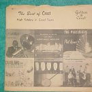 LLP/EP w/PS-THE BEST OF CREST-Golden Crest Sampler-1957