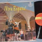 BANDA DE AVIACION ESPANOLA--VIVA ESPANA!--VG+ '60's LP