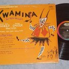 KWAMINA--1961 Orig Cast Sdk LP--Capitol--Richard Adler