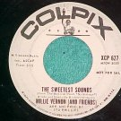 45-MILLIE VERNON-THE SWEETEST SOUNDS-Colpix627-WL Promo