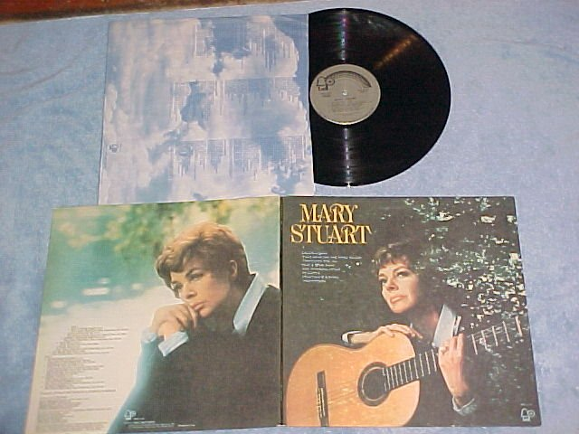 MARY STUART--Self Titled Near-Mint 1973 LP--Bell 1133