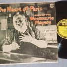 THE MONTMARTRE PLAYERS-THE HEART OF PARIS-NM/VG+ '57 LP
