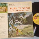 SURF 'N SAND--VG++/VG+ 49th State Hawaii Record Co. LP