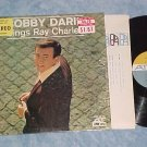 BOBBY DARIN SINGS RAY CHARLES--NM in shrink 1962 LP