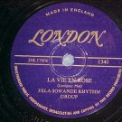 78-FELA SOWANDE RHYTHM GROUP-LA VIE EN ROSE-London 1340