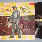 THE COURT JESTER--NM/VG+ c. 1964 Sdk LP--Danny Kaye