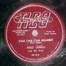 78--FRED DENISE--CHA CHA CHA MAMBO--'50's--Tico 10-257