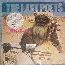 THE LAST POETS--OH MY PEOPLE--Sealed 180g Italy 2003 LP