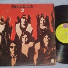 BLOODROCK--BLOODROCK 2--VG/VG+ 1970 LP--Capitol ST-491