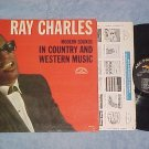RAY CHARLES-MODERN SOUNDS IN COUNTRY MUSIC--VG++/VG+ LP